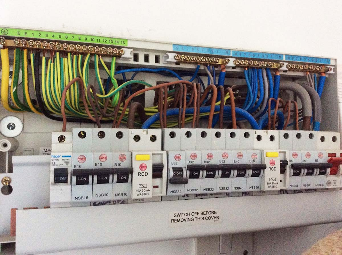 Rewired Worcester Gallery | Examples of our Electrical Installations